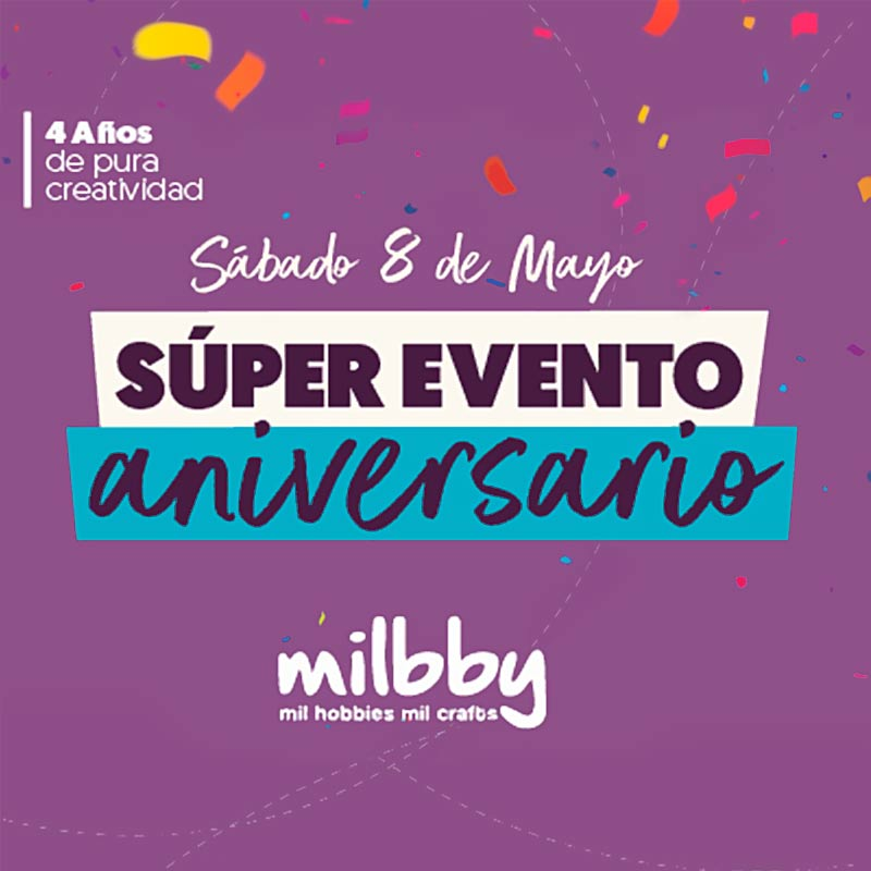 Aniversario-Milbby