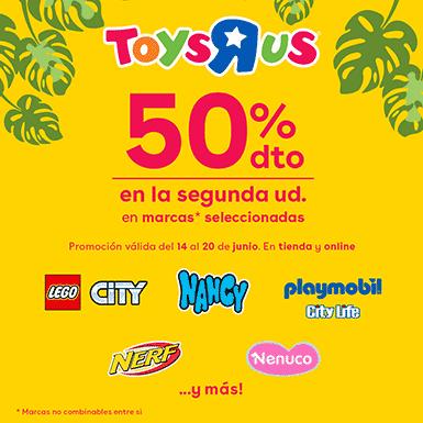 Toys'r'us en Rivas Vaciamadrid